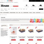 25% off Extra @ House Online Only
