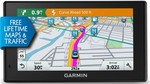 Garmin DriveSmart 70LMT GPS Navigator $228 (Was $429) @ Harvey Norman