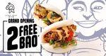 [SYD] Two Free Bao's (Meat Bun) @ Cloud Thief