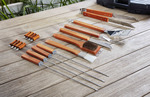 Bar-B-Chef 18 Piece Barbecue Tool Set $5 (Save $7.50) @ Barbeques Galore