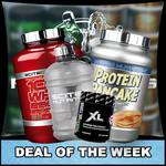 Scitec Whey Pro 2.35kg + Primo Victoria Preworkout + Protein Pancakes + Scitec Big Bottle $115 DELIVERED @ Power Supps QLD