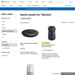 Bose Soundlink Revolve Silver $239.20 (Was $299) / Revolve+ Black $351.20 (Was $439) @ Microsoft (Online and in Store)