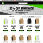 Bulk Powder EOFY Sale - 25% off Storewide