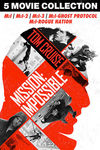 Mission Impossible Collection 1 to 5 HD $29 (Was $49.95), The Avengers 3 Movies Bundle $39.99 @ iTunes