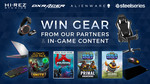 Win a Gaming Bundle incl an Alienware 15 Laptop or 1 of 2 Minor Prizes from Hi-Rez Studios