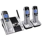 $80.19 - Officeworks (Limited Locals) Telstra V580A Cordless Phone + Answering Machine + 2