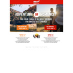 Win a Getaway to Alice Springs for 2 Worth up to $5,294 from Webjet