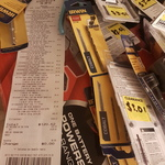 [QLD] Various Irwin Tools/Heads $1.01 - $3.01 + Over 50% off Ex-Display Ozito Power X Change Tool Skins @ Bunnings Burleigh