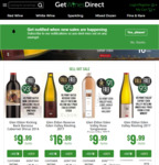 AmEx Statement Credit: Spend $120 or More at Get Wines Direct, Get $40 Back