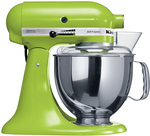 KitchenAid Artisan KSM150 Apple Green Mixer $439 + Delivery (RRP $879) @ Peter's of Kensington