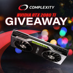 Win a NVIDIA GeForce RTX 2080 Ti Founders Edition from VAST.gg