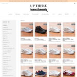 Take a Further 10% off Already Reduced adidas Originals, New Balance, Nike Men's Sneakers @ up There Store