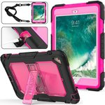30% off 3 Layers Shockproof Rugged iPad Mini 4 Case $16.09 + Delivery (Free with Prime/ $49 Spend) @ HXSEYMAC Amazon AU