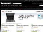 Lenovo ThinkPad 8%-30% off Sale, ends Friday May 13 + Release of ThinkPad Edge E420