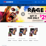 [PS4/XB1] Rage 2 for $29 When You Trade Two PS4, XB1 or Switch Games @ EB Games