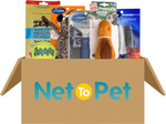 Dog Mystery Box $24.99 (Valued at $125) + Free Shipping over $49* @ Net to Pet