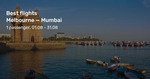 Mumbai, India on Qantas & Malaysia Airlines Return from Melbourne $511 / Brisbane $560 / Sydney $564 & More @ BeatThatFlight