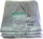 HDPE Plastic Singlet Shopping Bags (600pc) Grey $15.90 (Save $2) + $9.95 Postage @ SHC Packaging
