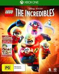 [XB1, PS4] LEGO The Incredibles $18 or $16.20 (Prime Members) + Delivery ($0 with Prime/ $49 Spend) @ Amazon AU