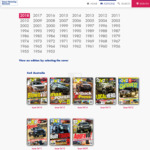 Free - Wheels Magazine - 59 Years of Back Issues Online (Digital Editions)