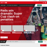 Liverpool Football Club TV GO - Free Access For One Month @ Liverpool FC