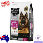 Black Hawk Dog Adult Lamb & Rice 20KG $80ea (or 2 Packs for $148) + Free Shipping @ Padstow Pet Supplier via eBay