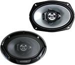 """Kenwood 6""""×9"""" 3-Way Car Speakers 400W (KFC-6965S) $44.95 + $6.95 Delivery @ Smooth Sales"""