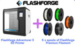 Win a 3D Printer Bundle Worth $1099 from 3D Printers Online