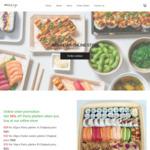 [VIC] 36% off Sushi Platters @ Sushi Lian (Melbourne)