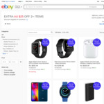 Airpods 2 Wireless Case $259, LG V40 $595 (+12000mAh Power Bank for $1) + Delivery (Free with eBay Plus) + More @ Allphones eBay