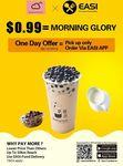 [ACT] $0.99 Bubble Tea @ Anonymous Fruit & Bubble Tea Canberra via EASI APP (Pick Up Only, No Minimum Spend)