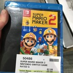 [Switch] Super Mario Maker 2 - $42.99 @ Costco (Membership Required)