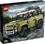 LEGO Technic 42110 Land Rover Defender $239 @ Big W