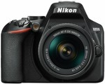 Nikon D3500 DSLR Camera with 18-55mm Lens Kit $377.15 C&C (or + Delivery) @ Harvey Norman