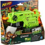 NERF Quadrot Blaster - Zombie Strike + 4 Elite Darts $5 + Delivery ($0 with Prime/ $39 Spend) @ Amazon AU