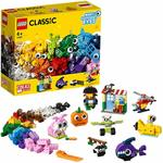 LEGO Classic Bricks and Eyes 11003 $23.79 + Delivery ($0 with Prime/ $39 Spend) @ Amazon AU