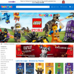 "Bonus Limited Edition LEGO 40355 ""Year of The Rat"" with LEGO Purchases of $88 or Higher @ Toys R Us"