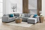 Hamish Corner Lounge $999 (Was $2,199) at Amart Furniture (Pick up or Delivered)