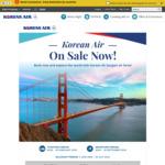 Korean Air February Sale (Return to Europe from $1099)