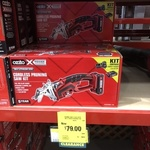 [VIC] Ozito Power X Charge Pruning Saw Kit $79 (Was $98) @ Bunnings