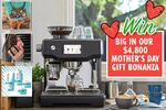 Win a Share in Over $4,000 of Prizes Including a $3,799 Breville Oracle Touch Coffee Machine from Mum Central