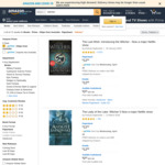 Assorted Witcher Books - $9.99 - $12 Each + Delivery ($0 with Prime/ $39 Spend) @ Amazon AU
