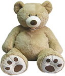 Hugfun 134.62cm Plush Bear $59.99 Delivered @ Costco Online (Membership Required)