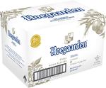 [Zip Pay] Hoegaarden Beer 24x 330ml Bottles Plus Bonus Sonder Sparkling Rose 24x 250ml Cans $64.99 @ Carlton United via Catch