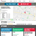 [VIC] Domino's Ashburton - 50% off Traditional and Premium Pizzas for Frontliners