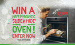 Win a Neff Pyrolytic Slide&Hide Oven Worth $2,899 from City of Port Phillip