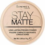 Rimmel London Stay Matte Pressed Powder 14g Selected Colours $4.19 + Delivery (Free With Prime or $39 Spend) @ Amazon AU