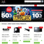 Halloween Sale- QAcoustics Qi80c $269.10, QAcoustics 3030i $629.10, Cyrus Soundkey $89.10, etc. Delivered @ RIO Sound and Vision