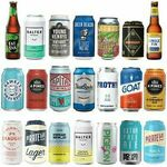 BoozeBud 21 Craft Beers Mixed Case $50.57 Delivered @ Boozebud via eBay