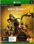 [Pre Order, XSX, XB1] Mortal Kombat 11 Ultimate $67.99 Delivered @ Amazon AU